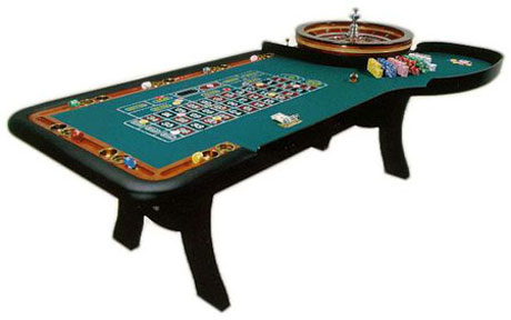 Photo of the Standard Roulette Table Layout